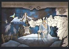 Iceland 2008 Mythology/Mermaid/Bull/Magic 1v m/s n32074