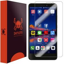 Skinomi Clear Screen Protector Film Cover for Huawei Ascend XT