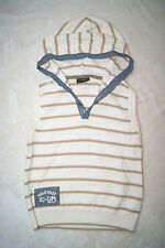 Next Boys Striped Pattern Hooded Tank Top Age 2-3 Years