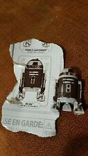 R7-D4 Star Wars Clone Wars Entertainment Earth Astromech droid exclusive loose