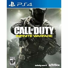 CALL OF DUTY INFINITE WARFARE STANDARD EDITION PS4 - BRAND NEW
