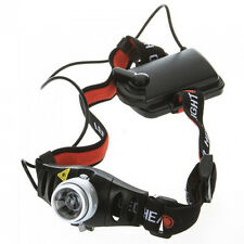 Ultra Bright 1500 Lumens XPE LED Headlamp Zoomable Headlight Head Lamp Torch