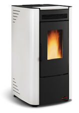 "Stufa a pellet NORDICA EXTRAFLAME ""Ketty"" 6,3 kW col.bianco"