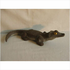 9 INCH BABY CROCODILE. LATEX MOULD/MOULDS/MOLD
