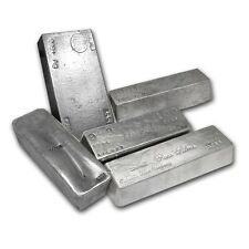 SPECIAL PRICE! 100 oz Silver Secondary Market Bar - SKU #105144