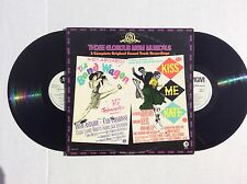 Those Glorious MGM Musicals 2 vinyl LPs THE BAND WAGON & KISS ME KATE w/l MINT