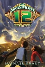 The Magnificent 12-The Key-new softcover book Michael Grant