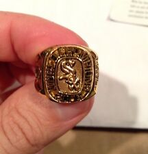 Chicago White Sox 2005 World Series Championship REPLICA Ring 2006 Giveaway Rare