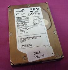 Dell tk237: 146 Gb Seagate Cheetah St3146855ss 15k Sas Hard Drive