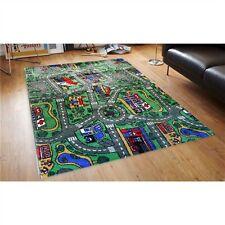 City Road KIDS FLOOR RUG 150 x 100 cm