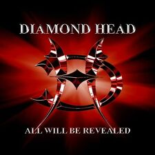 DIAMOND HEAD - ALL WILL BE REVEALED   VINYL LP NEU
