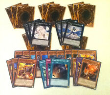YU-GI-OH! 100 CARD BARGAIN MIX WITH AT LEAST 10 RARES OR ABOVE