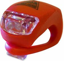 Seattle Sports Blazer LED Bike Light Red Multi Function Bike Light with RED LED