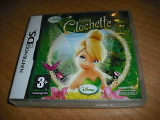 LA  FEE  CLOCHETTE  ! JEU  DS / DS LITE / DSI  / DSI XL / 2 DS