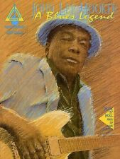 John Lee Hooker A Blues Legend Play Boogie Blues Guitar TAB Music Book