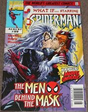 Marvel Comics WHAT IF...Starring SPIDER-MAN: Men Behind the Mask #99 Newsstand