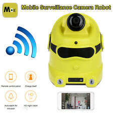 MeE WIFI Webcam Wireless Surveillance Camera Robot Support 2-way Audio Network