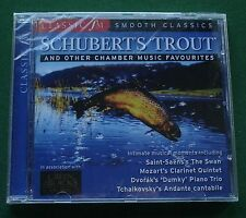 Classic FM Schubert Trout / Saint-Saens Swan / Dvorak Mozart + New Sealed CD