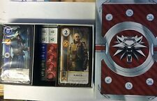 2 x GWENT DECKS CARDS FROM THE WITCHER 3 BLOOD AND WINE POLISH LIMITED EDITION!