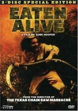 EATEN ALIVE Tobe Hooper*Robert Englund Horror 2 Disc Special Edition R1 DVD *NEW