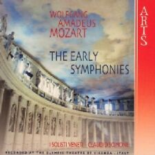 I SOLISTI VENETI/SCIMONE - THE EARLY SYMPHONIES 4 CD NEU MOZART