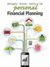 PERSONAL FINANCIAL PLANNING - NEW HARDCOVER BOOK