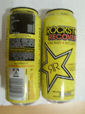 1 FULL Energy Drink Dose Can 500ml == Rockstar Recovery ==RARITÄT,discontinued