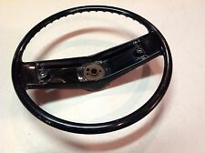 1973 Chevy Vega Steering Wheel (Black) OEM