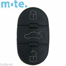 Audi A2 A3 A4 A6 3 Button Replacement Key Remote Shell/Case/Enclosure