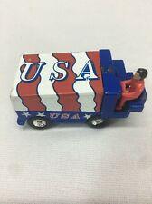 "Match Box White Rose Collectibles USA ""Ice Maker"" Zamboni"