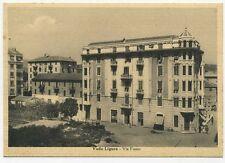 Cartolina Vado Ligure - Via Fiume