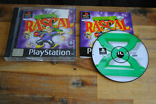 Jeu RASCAL sur Playstation 1 PS1 (one) REMIS A NEUF