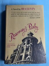 ROSEMARY'S BABY - FIRST EDITION REVIEW COPY BY IRA LEVIN