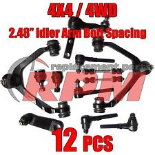 4WD/4X4 | 12 pc Front Suspension Kit | Ford F-150 F-250 Expedition Navigator