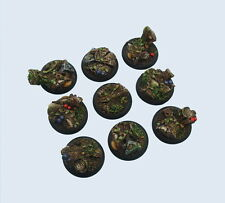 Micro Art Studio BNIB - Forest Bases, Wround 30mm (5)