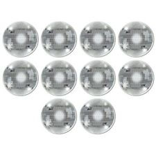 Mini Disco Ball Cutouts - 70's Disco Party Decorations