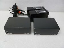 LOT OF 2 Extron MTP Series Receiver MTP R 15HD RS
