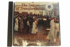 The Seasons Of Transformation - Love Is The Call Answer Hymn 2000 CD