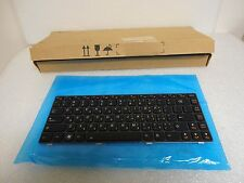 New! Genuine IBM Lenovo Laptop BackLit Hebrew Keyboard 25202991 IdealPad Y480