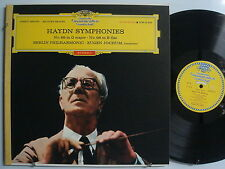 JOCHUM Haydn Symphonies IMPORT Germany LP DGG Red Stereo 138 823 THICK COVER