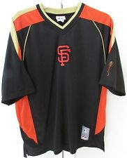 MLB San Francisco Giants Medium Shirt by Majestic EUC