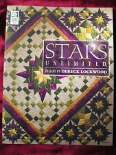 STARS UNLIMITED - 5 Beautiful Star Quilts to Make