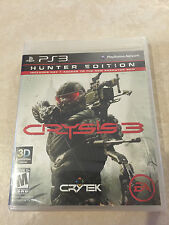 Crysis 3 -- Hunter Edition (Sony PlayStation 3, 2013) PS3 NEW