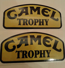 Land Rover DEFENDER Decal Camel Trophy Logo Adhesives Vinyl Sticker