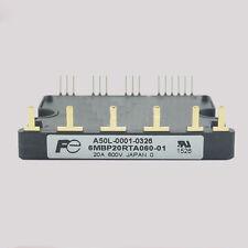 Original 6MBP20RTA060-01 20A 600V Fuji Module A50L-0001-0326#A Fanuc Module New