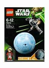 Lego Star Wars B-Wing Starfighter & Endor (75010), nuevo embalaje original Top nave espacial Planet