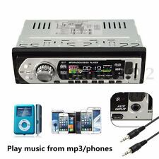 Car In-dash Radio Stereo Head Unit Player MP3/USB/SD/AUX-IN/FM for iPhone iPod