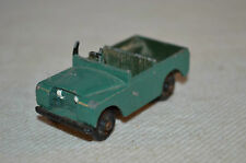 Matchbox - Lesney 12 Land Rover in played with condition
