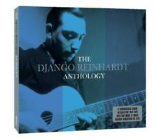 The Anthology von Django Reinhardt (2010), Remastered, 2-CD Set, Neu OVP