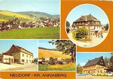 B47029 Neudorf Kr Annaberg car voiture  germany
